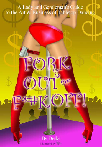 Fork Out of F*#k Off: Book Cover