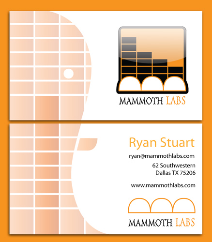 Mammoth Labs: Business Card