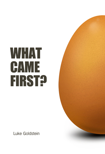 What Came First?: eBook Cover
